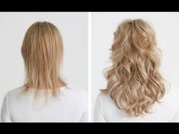 hair weaves for thinning hair clip in hair extensions for thin hair youtube