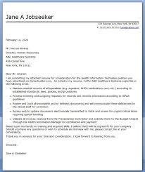 sle resume information technology technician cover cover letter health information technician creative resume