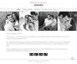 wedding invitation website wedding invitation website with stylish