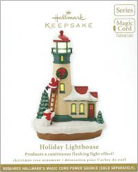 lighthouse 1 in series 2012 hallmark ornament