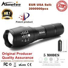 Torch Light Flashlight Aliexpress Com Buy Alonefire E17 Xm L T6 5000lm Aluminum