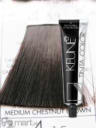 keune tinta color medium chestnut brown 4 53 hair color u0026 dye