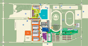 Blossom Music Center Map Merch Search Map