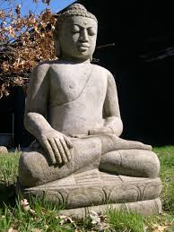 size large buddha garden statue ornament berkshire
