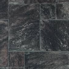 style selections 12 83 in w x 4 27 ft l glentanner slate embossed