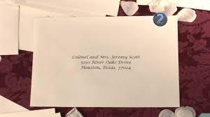in wedding invitations proper etiquette for addressing wedding invitations proper