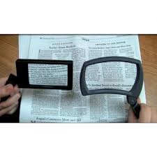 carson optical lighted magnifold magnifier magnifold 2x carson mj 50