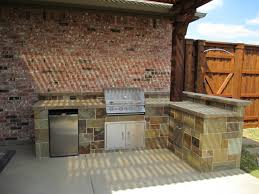 backyard kitchen designs tips for your outdoor kitchen design texas best fence dallas