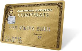 american express corporate gold card american express global