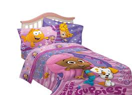 Toddler Minnie Mouse Bed Set Bedroom Awesome Bubble Guppies Bedding Set Amazing Bubble