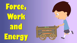 force work and energy for kids youtube