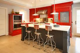 Red Kitchen Pics - 100 beautiful kitchens to inspire your kitchen makeover