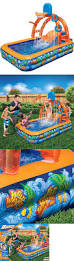 Inflatable Backyard Pools by