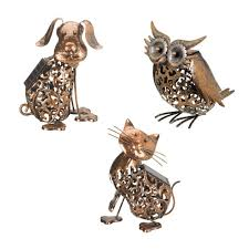 smart garden solar animal lights available at this is it stores uk