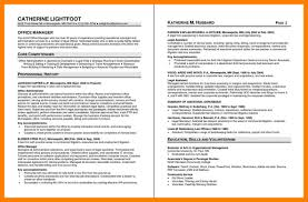Core Competencies On Resume 9 Resumes Office Manager Mla Cover Page