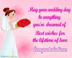 wedding wishes to a wedding wishes for congratulations messages for
