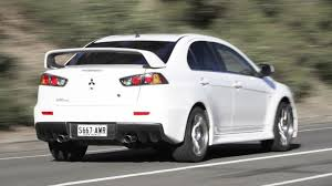 2014 mitsubishi lancer information and photos zombiedrive