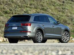 all audi q7 powersteering 2017 audi q7 review j d power cars