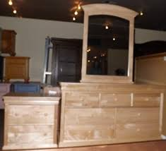 Young America Bedroom Furniture by Young America My Haven Dresser Mirror And Night Stand In Natural