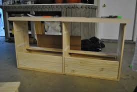Buffet Storage Ideas by Furniture Ikea Hemnes Sofa Table For Exciting Living Room Storage