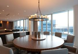Modern Dining Room Sets For 8 Dining Tables Amusing Large Round Modern Dining Table Fascin 1