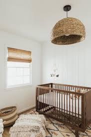 Nursery Decor Blog by Hygge Decor A Natural U0026 Gender Neutral Nursery Damask