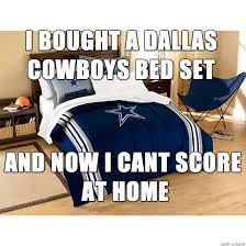Cowboys Bedroom Set by Cowboys Bed Set Meme On Imgur