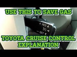 cruise toyota camry toyota camry cruise explanation demonstration