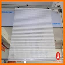 Waterproof Blinds Curtain Times Sheer Waterproof Roller Shades Factory Directly Sale