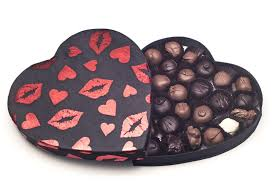 heart chocolate box endear me heart chocolate candy 1 pound gilbert