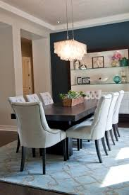 dining room outstanding tufted back dining room chairs cool
