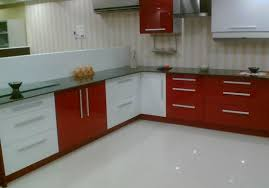 White Laminate Kitchen Cabinets Korean Top Kitchen Platform White Glossy Wall Mounted Cabinet