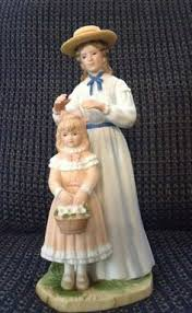 home interior masterpiece figurines sold camille 1452 homco home interiors porcelain 8 figurine