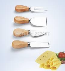 barde cuisine 100 ensembles 4 pcs ensembles couteaux barde ensemble chêne