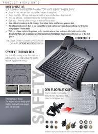 lexus ls430 floor mats price amazon com star diamond liners all weather rubber floor mats