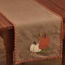 54 inch table runner pumpkin patch 54 inch table runner primitive home decors
