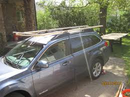 Subaru Forester 2014 Crossbars by Euro Style Roof Racks For The Gen5 Ob Page 5 Subaru Outback
