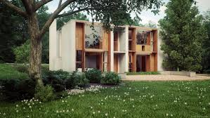 Esherick House Floor Plan by Esherick House Exterior At Night Modlar Com