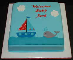 nautical baby shower cakes nautical baby shower cake cakecentral