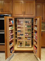 Wood Kitchen Pantry Cabinet Consideration About The Kitchen Pantry Furniture Itsbodega Com