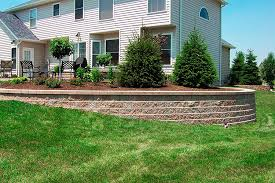 Retaining Wall Patio Design Retaining Wall Design Construction Moscarino Outdoor Creations