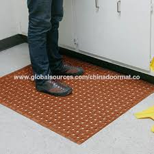 Kitchen Sink Rubber Mats China Anti Skid Non Slip Chef Rubber Kitchen Sink Mats From