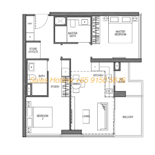 north park residences floor plan seaside residences singapore condo showflat 65 6100 1380