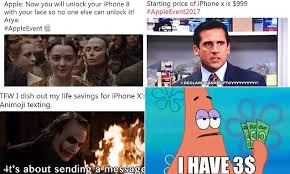 Smartphone Meme - the only thing people want to do is make jokes and memes about