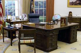 Oval Office Desk Oval Office Desk 70s In August Of 1974 Embedded Microphon Flickr