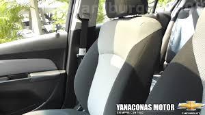 Chevy Cruze Ls Interior Chevrolet Cruze Ls 2012 Al 2013 Video Youtube
