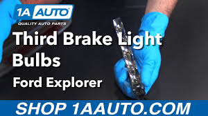 where to buy brake lights how to replace third brake light bulbs 06 ford explorer buy quality