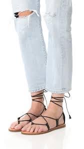 madewell kana lace up gladiator sandals shopbop