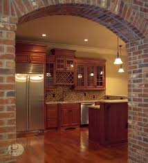 brick kitchen ideas 20 best brick arches images on brick arch bricks and