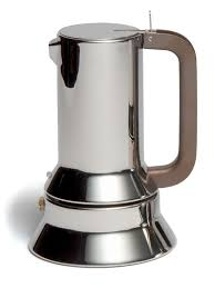 espresso maker electric espresso maker 3 cup richard sapper for alessi david mellor